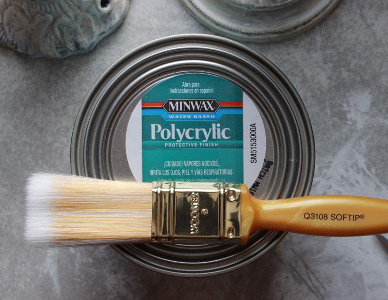 Image Transfer Method + DIY Chalk Paint