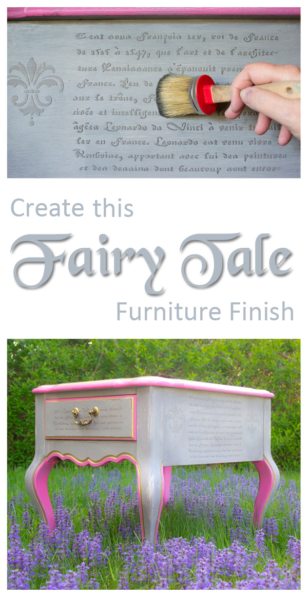 Fairy Tale Furniture Finish Thicketworks For Heirloom Traditions At The Graphics