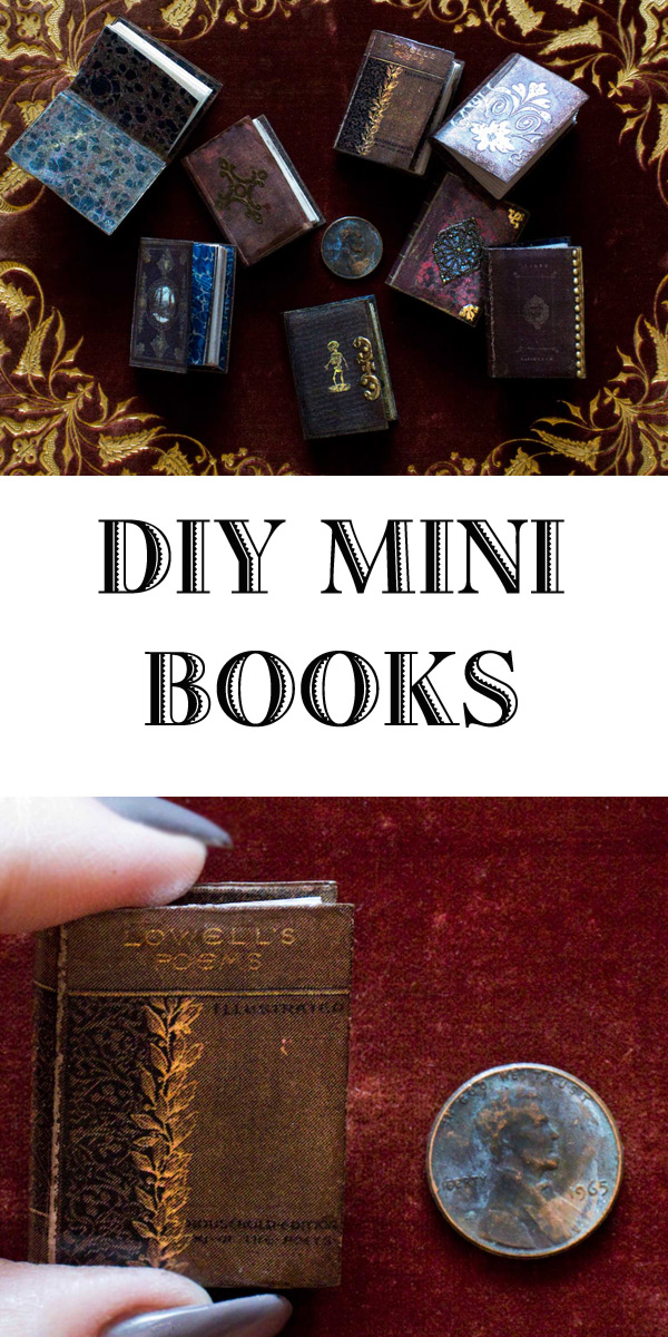 picture about Miniature Books Printable identify Miniature Guides - A Get pleasure from Affair Thicketworks